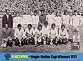 1971 Anglo-Italian Cup Winners - Blackpool FC.jpg