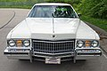 1973 Cadillac Sedan Deville Cotillion White front.jpg