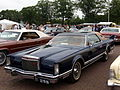 1976 Lincoln Continental Mark V, Dutch licence registration 32-YB-96 p2.JPG