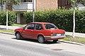 1989 Opel Corsa 1.2 S (Kuopio, Finland).jpg