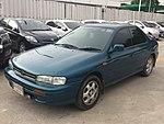 1996-1997 Subaru Impreza (GC) 1.6 GX Sedan (07-08-2017) 01.jpg