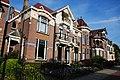 19th century villa's at Zypendaalseweg Arnhem at 2 August 2015 - panoramio.jpg