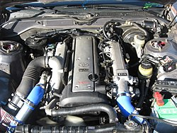 Toyota Jz Engine Wikipedia