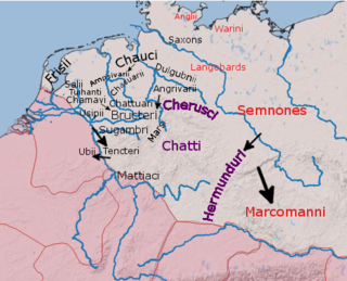 Suebi Historical ethnic grouping of Germanic tribes