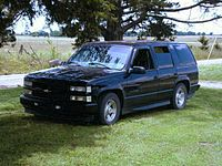 chevrolet tahoe map the full wiki. Black Bedroom Furniture Sets. Home Design Ideas
