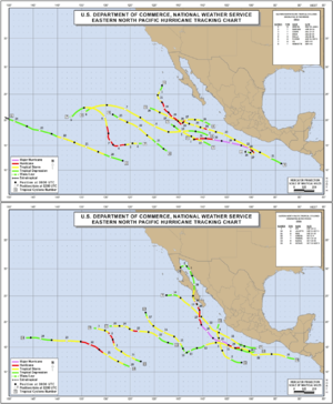 2001 Pacific hurricane season map.png