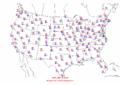 2002-09-02 Max-min Temperature Map NOAA.png