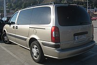 Chevrolet Venture - Wikipedia on