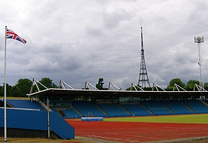 2010 IAAF Diamond League - Crystal Palace in London will be one of the venues for the series.