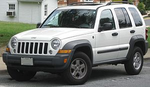 Jeep Liberty - 2005–2007 Jeep Liberty. This model was produced between 2004 and December 2006.