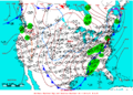 2006-04-08 Surface Weather Map NOAA.png