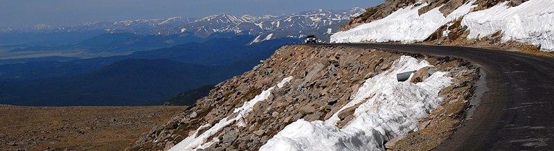 Mount Evans - Wikipedia