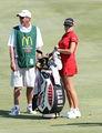 2008 LPGA Championship - Natalie Gulbis with her caddie (1).jpg