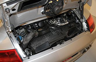 Ruf Rt 12 - RUF Rt 12 S engine