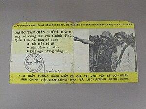 2009-7- 32 Pass, Safe Conduct, Vietnam, Reverse.jpg