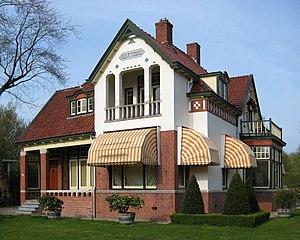 Haren, Groningen - Monumental villa in Haren