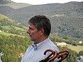 2011-08 Bruno Faure accueille JP Legrand, maire de Taisnières-sur-Hon.jpg