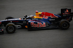 Vettel, Malaysia F1 GP 2011