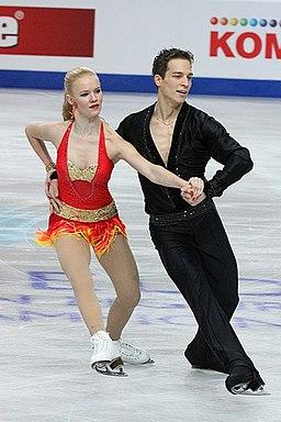 2012 European FSC Gabriela Kubová Dmitri Kiselev
