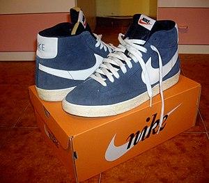 Nike Blazers - Blazers 2012 version