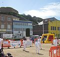 2012 Summer Olympics torch relay in Saint Helier 01.jpg