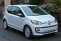 2012 Volkswagen UP! White 1.0 Front.jpg