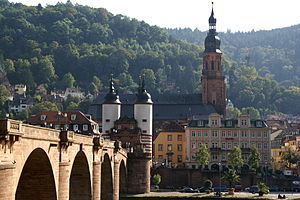 Heidelberg University - A Solemn Mass was offered in the Heiliggeistkirche in 1386 to mark and bless the establishment of the university.