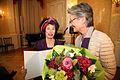 2013 Helene Maimann, Claudia Schmied (8732302862).jpg