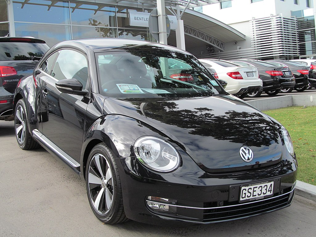 photo of Volkswagen beetle