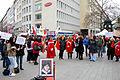 2014-03-15 Demonstration der Atatürk-Gesellschaft am Kröpcke in Hannover wegen des Todes des 15-jährigen Jungen Berkin Elvan in der Türkei (Gezi-Park, Taksim Gaza).jpg