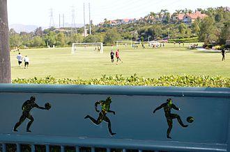 Mission Viejo, California - Florence Joyner Olympiad Park