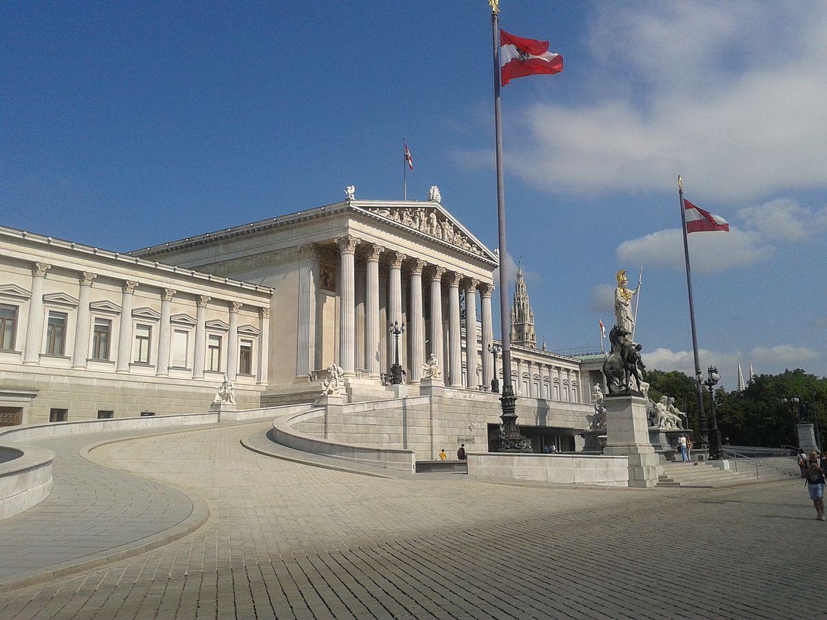 Sivienna: Parlamento Di Vienna