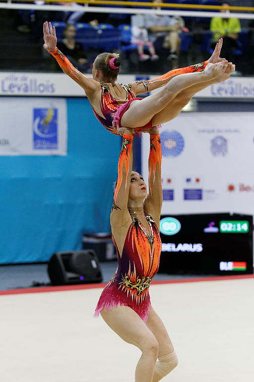 File 2014 Acrobatic Gymnastics World File 2014 Acrobatic