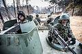 2015.2.12 제8기계화보병사단 16여단 전술훈련평가 16th Brigade Combat Test, Republic of Korea Army The 8th Mechanized Infantry Division (16442382840).jpg