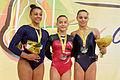 2015 European Artistic Gymnastics Championships - Balance beam - Medalists 14.jpg