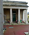 2015 London-Woolwich, Cambridge Barracks gate house 12.jpg