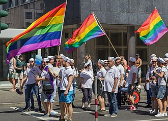 Pride - Pride parade, Düsseldorf 2017