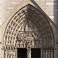 2017. Portail Sainte Anne of Notre-Dame de Paris'2.jpg