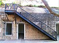 2018 Fort De Soto Battery Laidley stairs.jpg