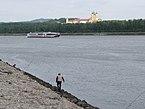 2019-05-19 (377) MS Maxima from Nicko Cruises before Melk Abbey, Austria.jpg