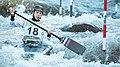 2019 ICF Canoe slalom World Championships 022 - Alsu Minazova.jpg