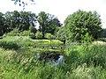 2020-06-19 — de waterlelies (2014) door herman de vries – monument voor Fechner, Diepenheim - 2.jpg