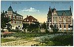 20355-Coswig-1917-Postamt an der Sachsenstraße-Brück & Sohn Kunstverlag.jpg