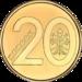 20 capi Bielorussia 2009 reverse.png