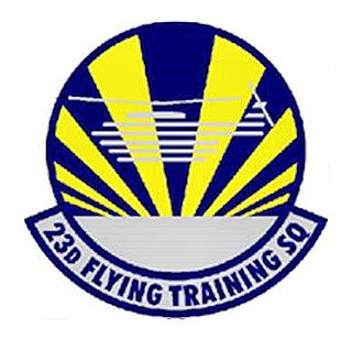 23d Flying Training Squadron - Emblem of the 23d Flying Training Squadron