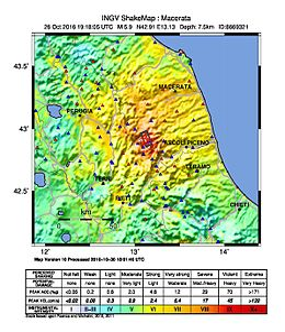 Cartina Sismica Italia Wikipedia.Terremoto Del Centro Italia Del 2016 E Del 2017 Wikipedia