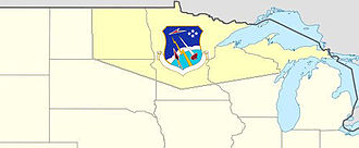 29th Air Division - 29th Air Division ADC AOR 1966-1969