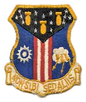 308th Armament Systems Group - Emblem of the 308th Bombardment Group