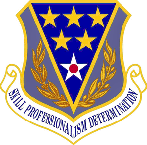 321st Air Expeditionary Group - Emblem of the 321st Air Expeditionary Group