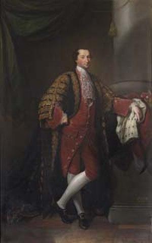 George Lee, 3rd Earl of Lichfield - Image: 3rd Earl Of Lichfield